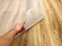 Защитный коврик под офисное кресло Tip Top™ 1,5мм 1000*1500мм Полуматовый (прямые края), фото 2