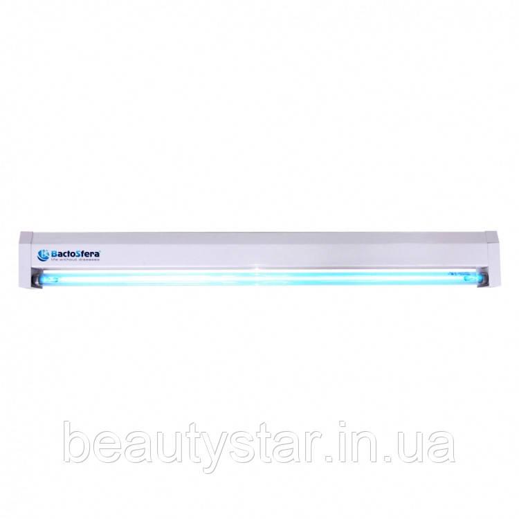 Бактерицидные безозоновые лампы,  медицинский облучатель BactoSfera MED 30x2 EKRAN