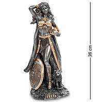 Статуэтка Veronese Фрейя богиня плодородия, любви и красоты 26 см 1901869 фигурка веронезе верона