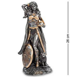 Алтарная статуэтка Фрейя Ванадис богиня плодородия любви красоты Veronese 26 см 1901869 фигурка