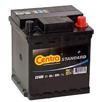 Аккумулятор Centra Standart 40AH/320A (CC400)