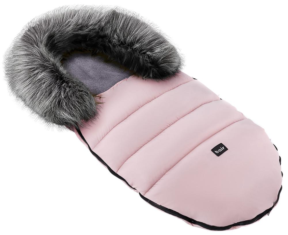 Зимовий конверт Bair Polar рожевий (пудра)
