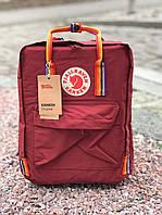 Городской рюкзак канкен  Fjallraven Kanken, фото 1