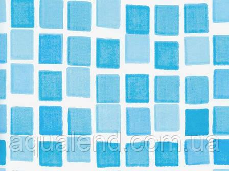 Плівка ПВХ діаметром 6,4 метра Mosaic мозайка для круглих басейнів Azuro, Atlantic Pools, фото 2