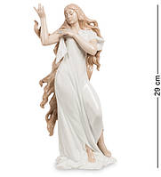 Статуэтка Pavone Романтичная леди 29 см 1106373 фарфор фарфоровая фигурка павоне девушка