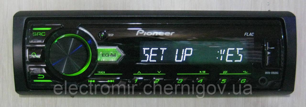 Автомагнитола Pioneer MVH-09UBG (оригинал)