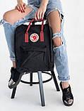 Городской рюкзак канкен  Fjallraven Kanken, фото 3