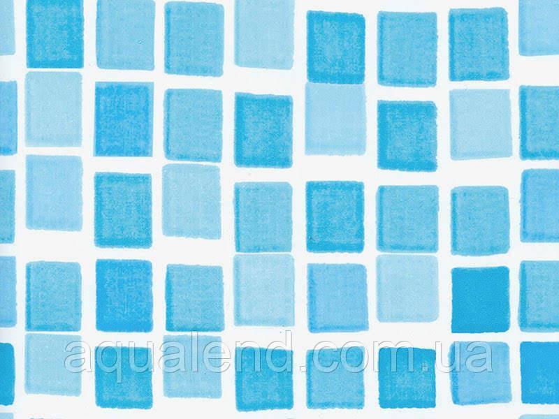 Плівка ПВХ лайнер 7,3 х 3,7 м. Mosaic мозайка для овальних збірних басейнів Azuro, Atlantic Pools