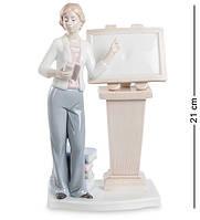Статуэтка Pavone Учитель 21 см 1106334 фарфор фарфоровая фигурка павоне преподаватель
