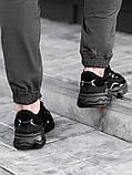 Мужские Джоггеры BEZET Techwear black'20, серые мужские джогеры безет, фото 5
