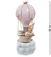 Статуэтка музыкальная Pavone Клоун и воздушный шар 20 см 1106059 фарфор фарфоровая фигурка павоне