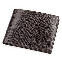 Кошелек мужской Tony Bellucci 17200 кожаный Коричневый, Коричневый
