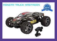 Машинка на радиоуправлении Монстр трак Himoto monster truck Mastadon  (черный) Радиоуправляемая машинка