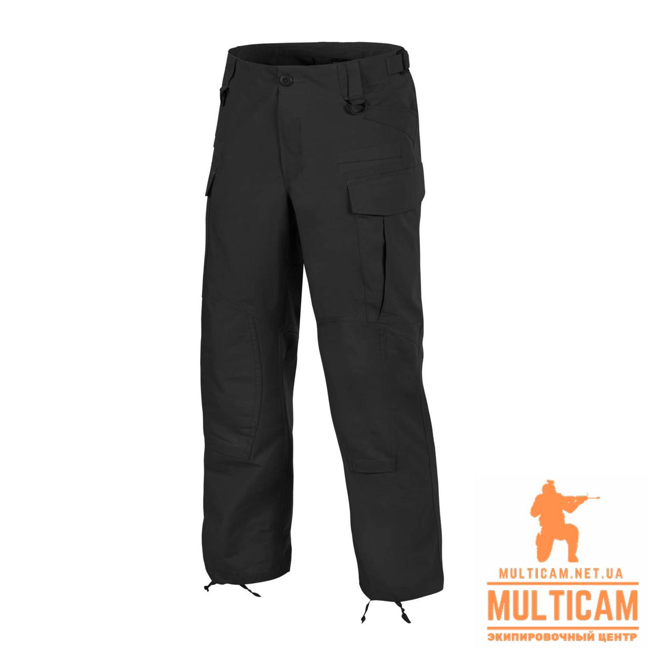 Брюки Helikon-Tex® SFU NEXT Pants® - PolyCotton Ripstop - Black