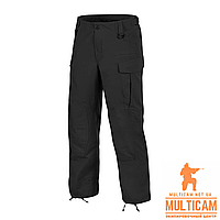 Штани Helikon-Tex® SFU NEXT Pants® - PolyCotton Ripstop - Black, фото 1