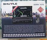 Автомагнитола Shuttle SDMN-7070 (навигация, выездной экран), фото 7
