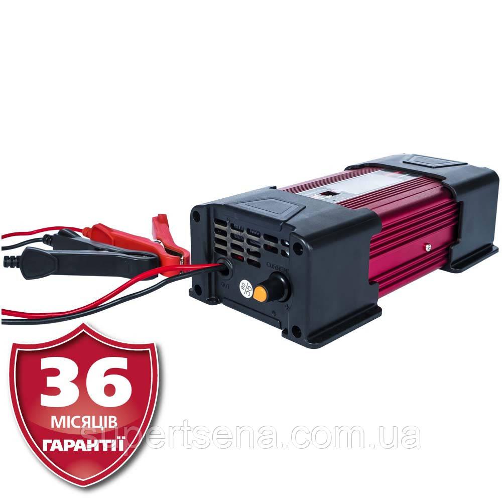 Зарядний пристрій ALI 1210A (12В, 10А) +БЕЗКОШТОВ. ДОСТАВКА! VITALS, Латвія