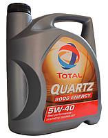 Моторное масло Total Quartz 9000 ENERGY 5W-40, канистра 4л