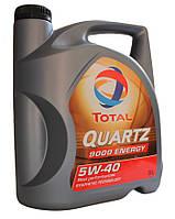 Моторное масло Total Quartz 9000 ENERGY 5W-40, канистра 5л