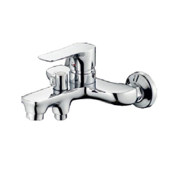 Смеситель для ванной CRON SMART 009 EURO короткая