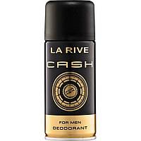 """Дезодорант мужской La Rive """"Cash"""" (150мл.)"""