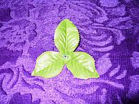 Листочек тройной розы, 8 см