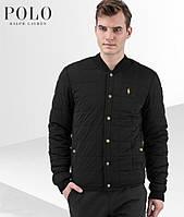 Демисезонная классическая куртка Polo Ralph Lauren копия ААА+, фото 1