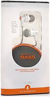 Наушники Ergo ES-900i White (+microphone)