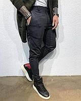 Штаны Black Island Classic Pants(Классические штаны, брюки) черного цвета, фото 1