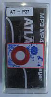 MP3-плеер Atlanfa AT-P27 (красный)