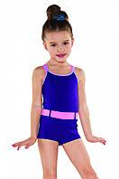 Купальник детский закрытый Shepa 071 (original) цельный, слитный для девочки,для бассейна