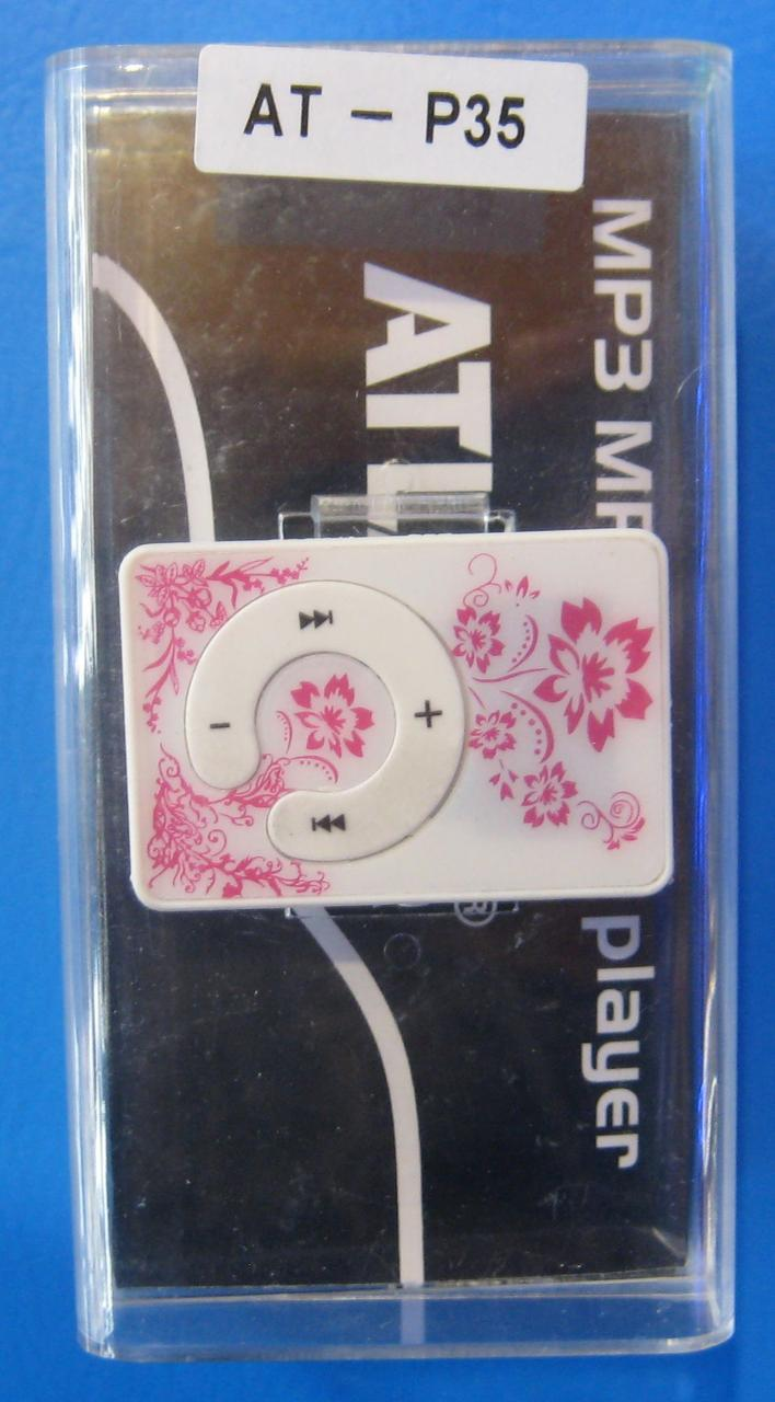 MP3-плеер Atlanfa AT-P35 (розовый)