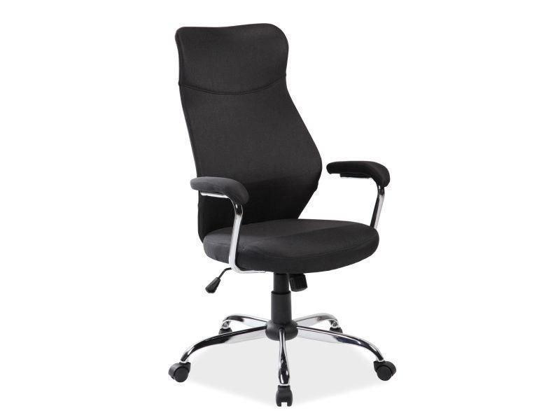 Компьютерное кресло Q-319 Signal черный