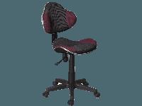 Компьютерное кресло Q-G2 ткань Signal черно-фиолетовый