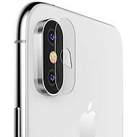 Защитное стекло 0.2mm на заднюю камеру для Apple iPhone XS / XS Max / X