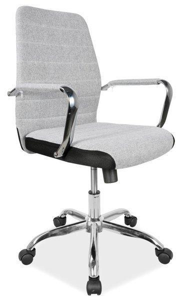 Компьютерное кресло Q-M3 Signal серый