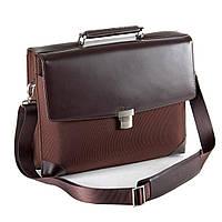 Портфель для ноутбука Fouquet NBC-1002M Brown, фото 1