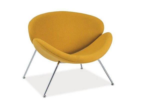 Кресло Major ткань Signal желтый, фото 2
