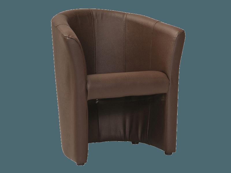 Кресло TM-1 Signal коричневый