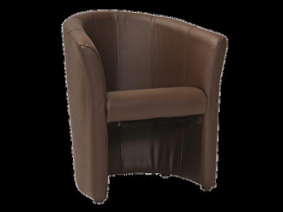 Кресло TM-1 Signal коричневый, фото 2