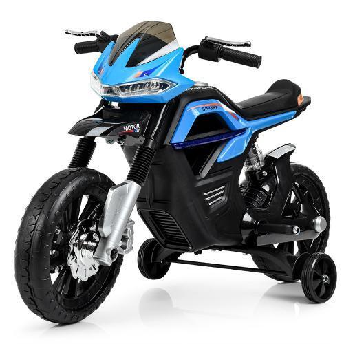 Мотоцикл Bambi JT5158-4 Синий
