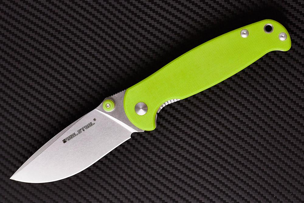 Нож складной H6-S1 fruit green-7775