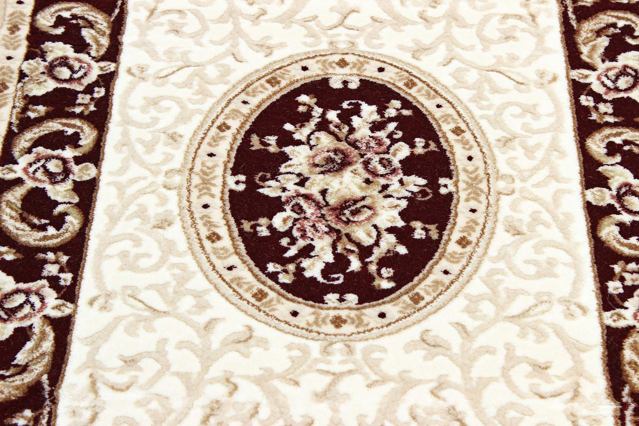 Коврик современный прямоугольник KASMIR NEPAL 0005 0,8Х1,5, BRD