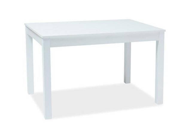 Стол обеденный деревянный PRISM Signal белый, фото 2