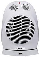 Тепловентилятор Scarlett SC-157 Grey