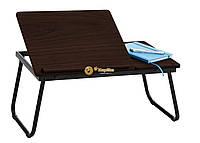 Накроватный столик для ноутбука NT03 Dark (Венге тёмный)