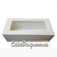 Коробка картонная для рулетов 33*15*11 см