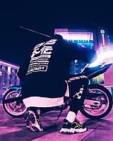 Теплый спортивный костюм Meatka черный, фото 1