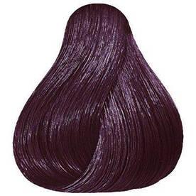 Краска для волос Estel Haute Couture 3/66 Тёмный шатен фиолетовый интенсивный 60 мл.