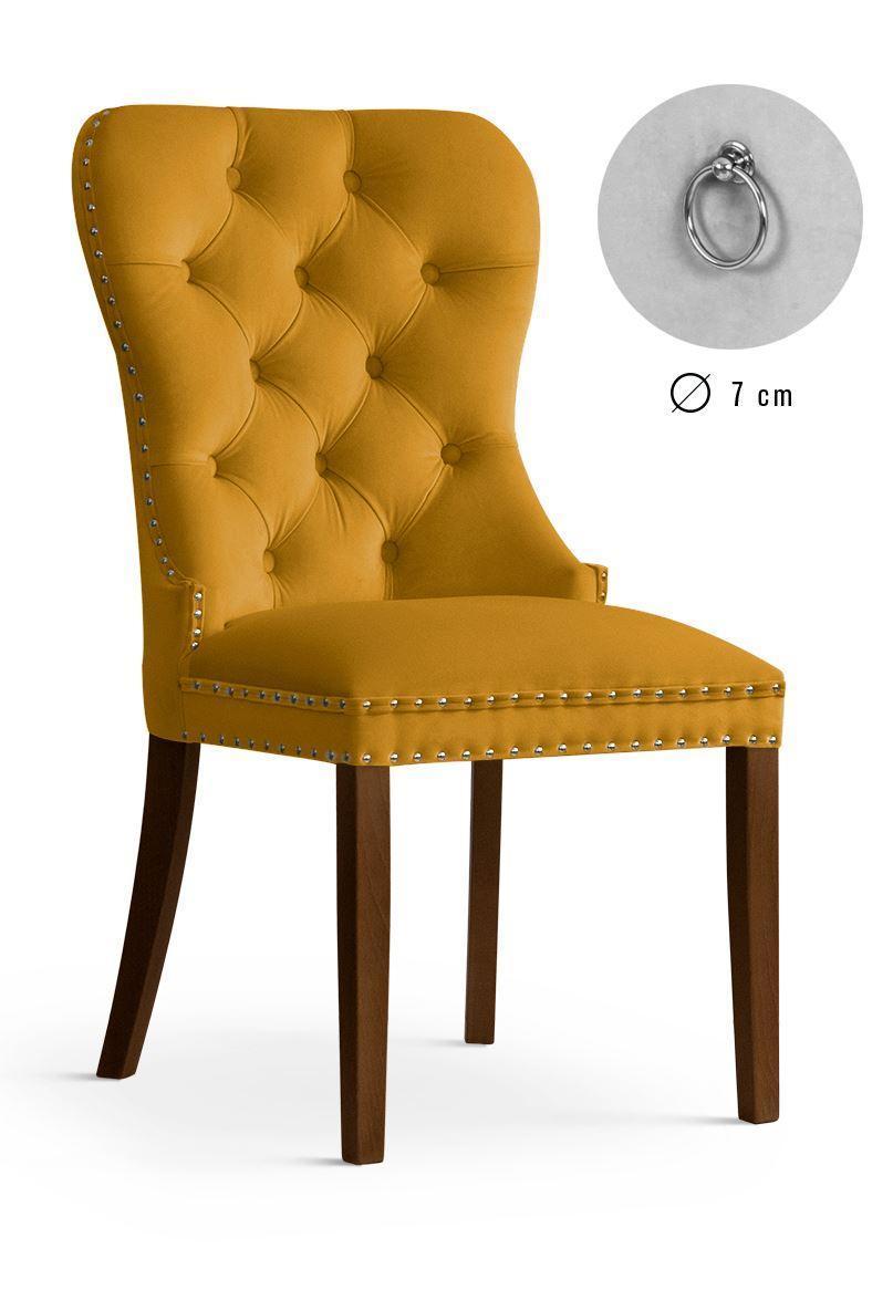 Кресло Madame Atreve Желтый